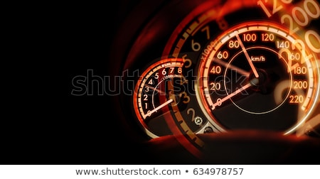 Extreme Speed Concept Stock photo © Lightsource