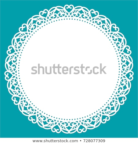 mavi · tığ · işi · model · doku · gıda · moda - stok fotoğraf © freesoulproduction