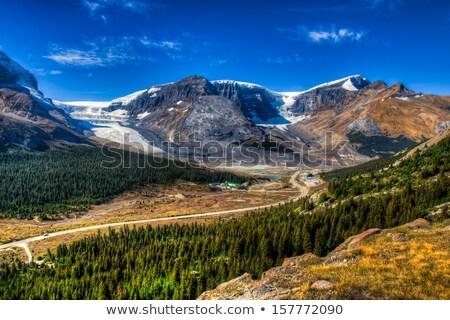 Highway in Jasper National Park  Stock photo © benkrut