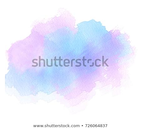 kleurrijk · vlek · grens · business · textuur · pen - stockfoto © adamson