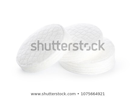 хлопка диск тело фон красоту медицина Сток-фото © tycoon