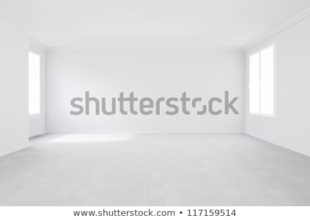 heating radiator in empty room stock photo © zakaz