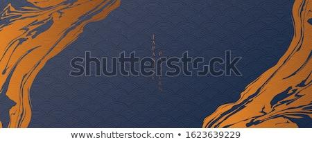 Decorative Traditional Japanese background Stock photo © oblachko