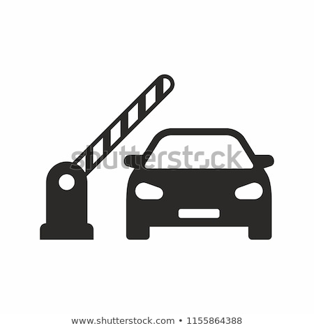 car barrier Stock photo © unkreatives