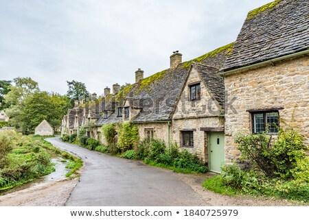 British Cottage stock photo © Vividrange