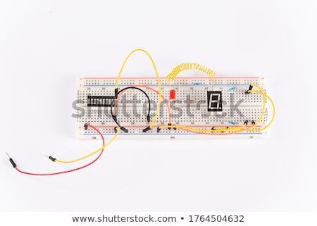 breadboard stock photo © leonardi