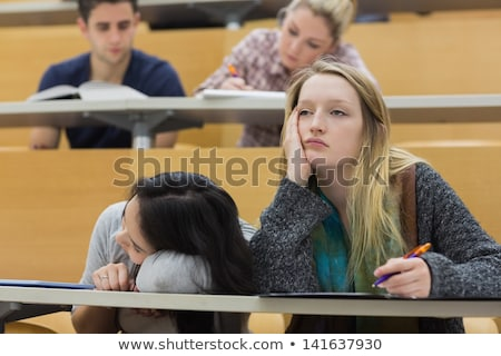 Bored student Stock photo © photography33
