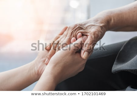 living with alzheimers stock photo © lightsource