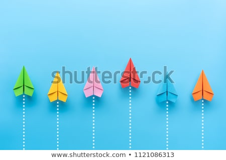 concurrent · business · communicatie · symbool - stockfoto © lightsource