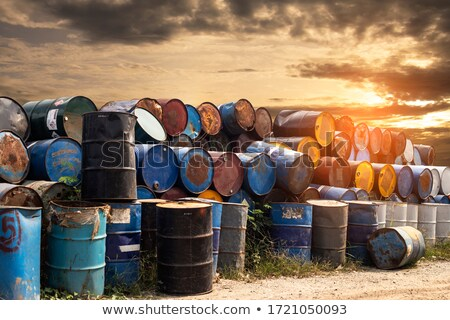 Drums Vintage Stock photo © NiroDesign