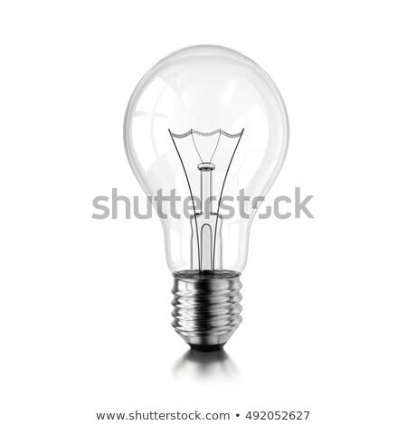 Coiled Daylightt Bulb Stock photo © ferdie2551