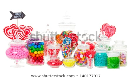 Candy Buffet Stock photo © songbird