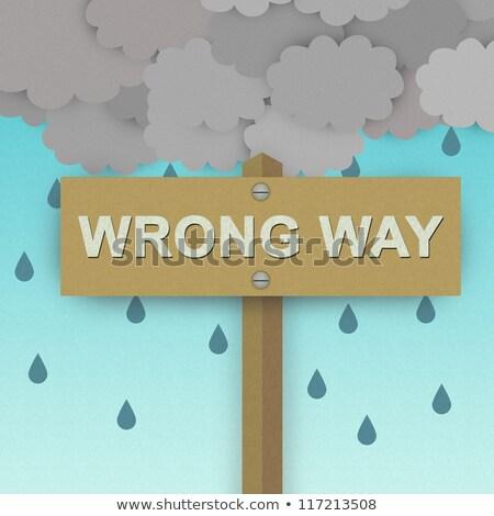 Focus on Solutions in Highway Signpost. Stock photo © tashatuvango