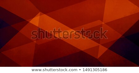 Black tile wall background reflecting light. Elegant pattern Stock photo © photocreo
