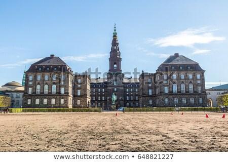 Foto d'archivio: Copenhagen · giudice · casa · città · Danimarca · estate