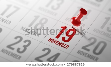 19th November Stock photo © Oakozhan
