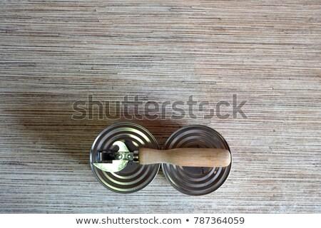 Kalay çelik araç enstrüman Stok fotoğraf © SRNR