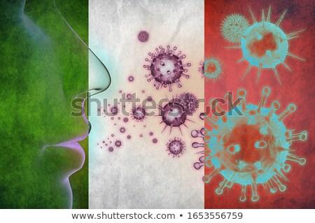 Gonorrhea Diagnosis. Medical Concept. 3D. Stock photo © tashatuvango