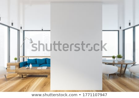 Empty dining room Stock photo © monkey_business