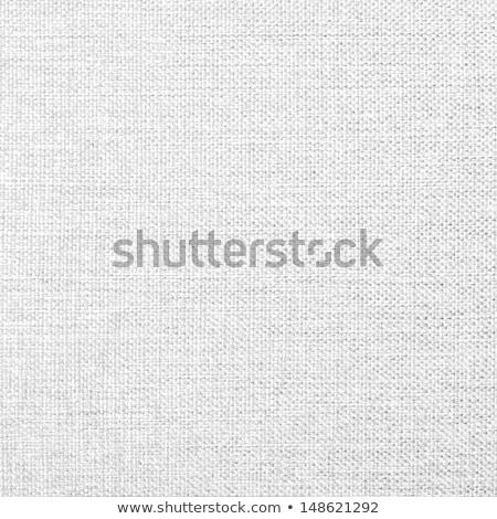 Tuval tekstil doku kaba yüzey kahverengi Stok fotoğraf © ESSL