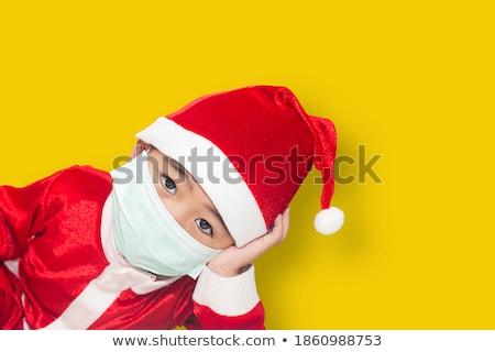 サンタクロース · eps · 10 · フォーマット · 赤 - ストックフォト © toyotoyo