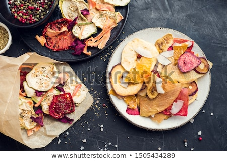 Healthy Eating Organic Fruit and Veggie Preserves Stock photo © robuart