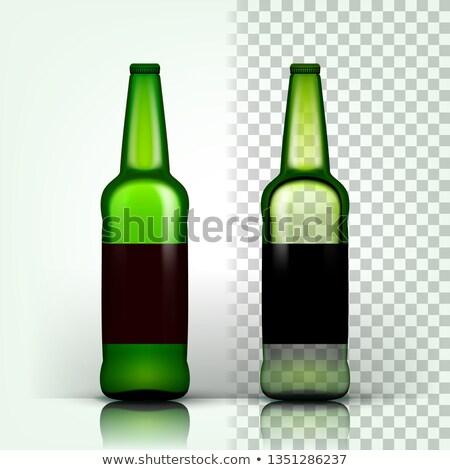 vetor · bebida · fria · cervejaria · cartaz · pub - foto stock © pikepicture