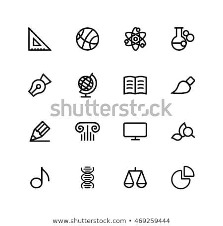Mathematics Algebra and Geometry School Discipline Stock photo © robuart