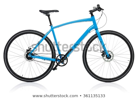 Sport Bicycle Isolated, Vehicle for Transportation Stock photo © robuart