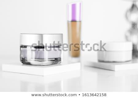 Szépség arc hidratáló krém érzékeny bőr Stock fotó © Anneleven