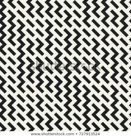 Laberinto formas contemporáneo diseno gráfico vector Foto stock © samolevsky