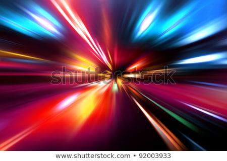ストックフォト: 抽象的な · カラフル · デザイン · ガラス · 背景 · にログイン