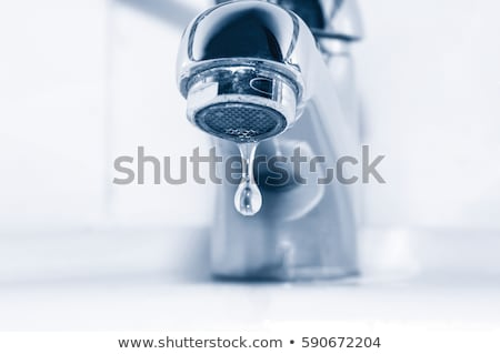 dripping faucet stock photo © alphababy