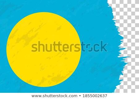 グランジ フラグ パラオ 古い ヴィンテージ グランジテクスチャ ストックフォト © HypnoCreative