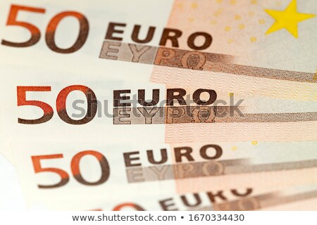 learn and earn concept and euro notes stock photo © ansonstock