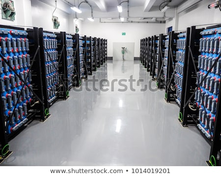 Backup Battery Maintenance  Stock photo © tab62