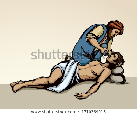 the Good Samaritan Stock photo © Snapshot