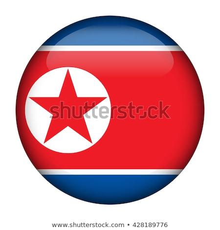 Button North Korea Stock photo © Ustofre9