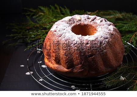 kouglof cake stock photo © stevanovicigor