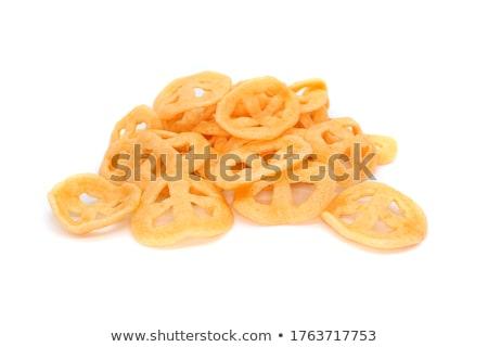 delicioso · espanhol · lanches · recheado · pequeno · pimentas - foto stock © nito