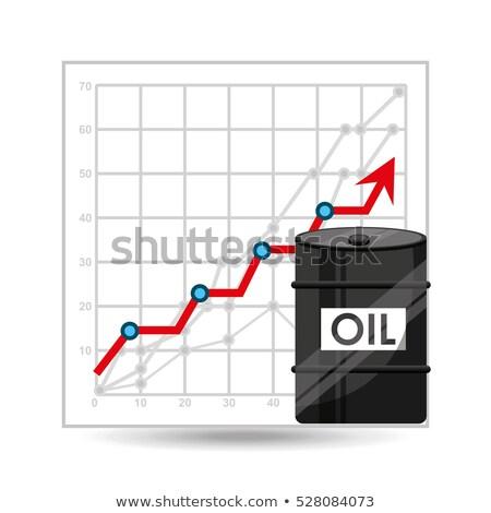 высокий цен бензина долларов топлива цистерна Сток-фото © anbuch