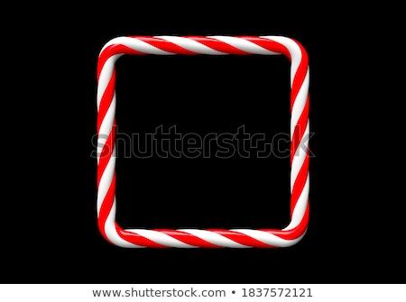 Candies Frame Stock photo © zhekos