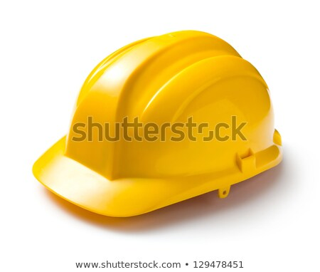Safety hat isolated  Stock photo © hin255