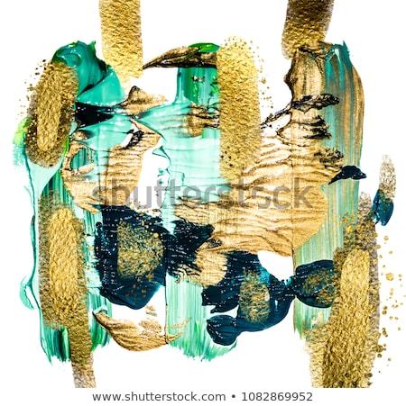 緑 アクリル スポット 紙 テクスチャ デザイン ストックフォト © gladiolus