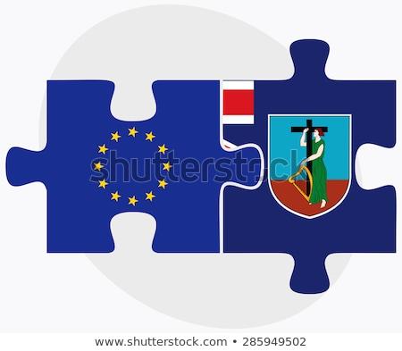 европейский · британский · флагами · флаг · Европейское · сообщество · Великобритания - Сток-фото © istanbul2009