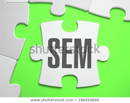 WWW - Puzzle on the Place of Missing Pieces. Stock photo © tashatuvango