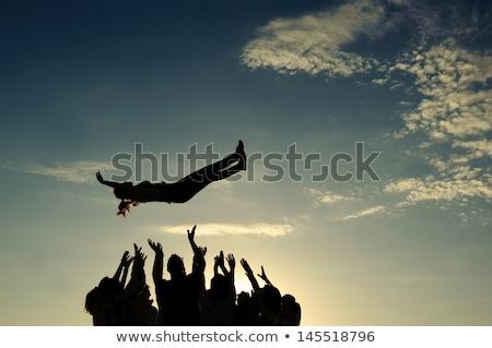 Geest ingesteld mieren business Stockfoto © Viva