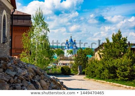 St. George's Cathedral. Kamenetz-Podolsk Stock photo © Kotenko