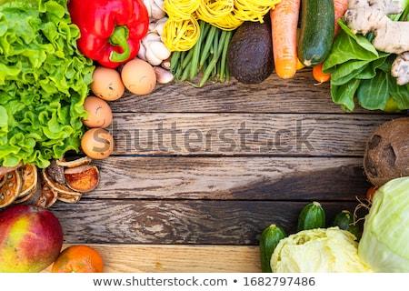 pimientos · blanco · cocina · alimentos · escala - foto stock © nemalo