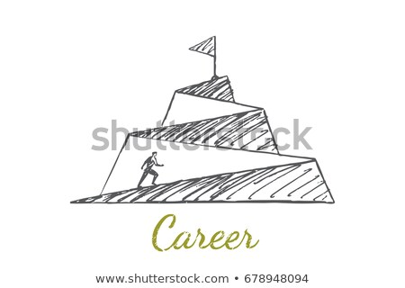 Difficult Business Growth Concept Stock photo © Lightsource